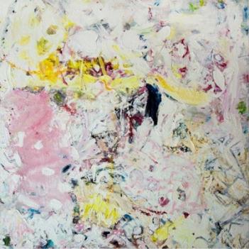 Anne Smart, Folly Ba Ba, 2014, oil on board,