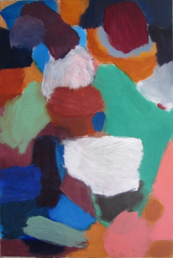 Brancaster Bunch, 2013, oil on canvas, 120x80cm