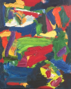 (No.2) untitled, 2005-12, 127x101cm