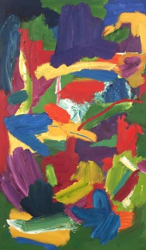 (No.5) untitled, 2006-10, 170x100cm