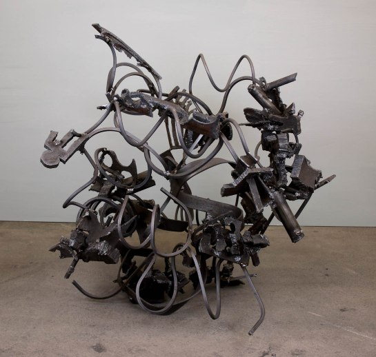 untitled 2018 H.101cm steel