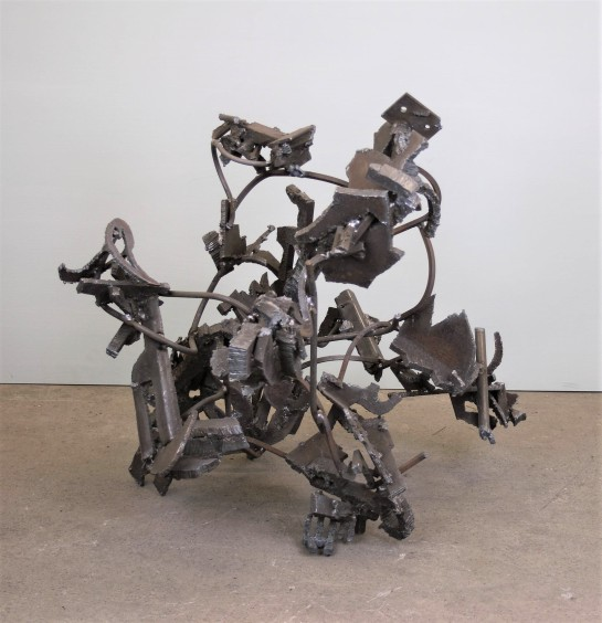 untitled 2018 H.85cm steel