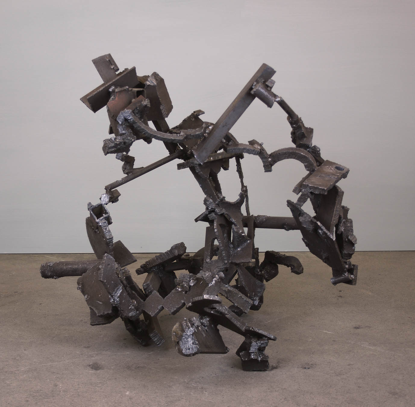untitled 2018 H.90cm steel