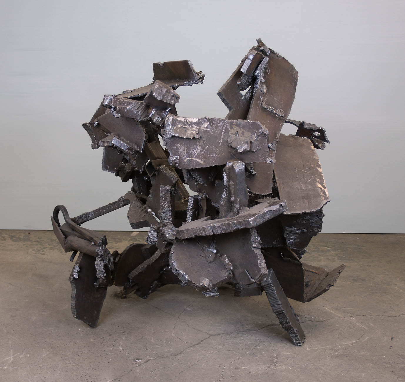 untitled 2018 H.92cm steel