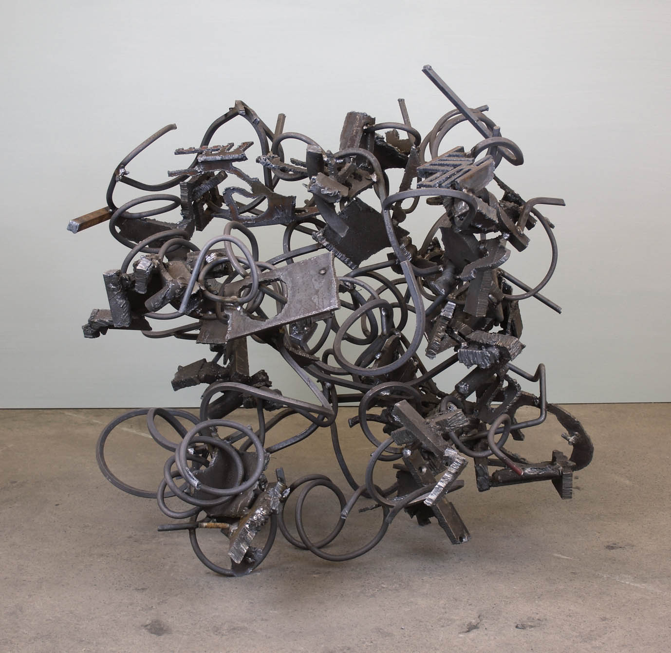 untitled 2018 H.95cm steel